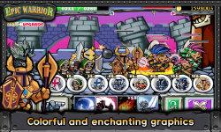 Epic Warrior screenshot 1/5