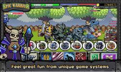 Epic Warrior screenshot 4/5
