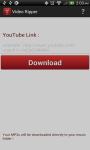 Youtube to MP3 Converter Pro screenshot 1/2