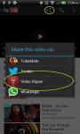 Youtube to MP3 Converter Pro screenshot 2/2
