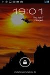 Hanumanji Flying Live Wallpaper with Sunset screenshot 3/3
