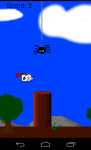 Flappy Cow screenshot 1/1