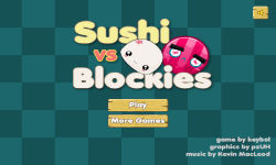 Sushis VS Blockies screenshot 1/4
