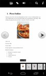 Ebook recipes of Top 5 Italian country screenshot 1/6