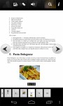 Ebook recipes of Top 5 Italian country screenshot 4/6