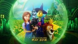 Legends of Oz Dorothy Return HD WP screenshot 1/6