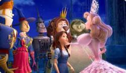 Legends of Oz Dorothy Return HD WP screenshot 2/6