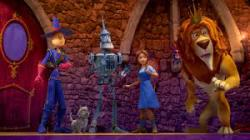 Legends of Oz Dorothy Return HD WP screenshot 4/6