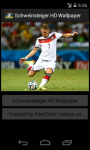 Schweinsteiger HD Wallpaper screenshot 2/6