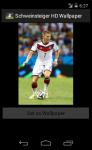 Schweinsteiger HD Wallpaper screenshot 4/6