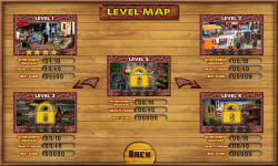 Free Hidden Object Games - Small City screenshot 2/4