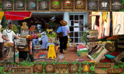 Free Hidden Object Games - Small City screenshot 3/4