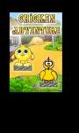 Chicken Adventure play screenshot 1/2