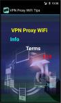 VPN Proxy WiFi Tips screenshot 2/4