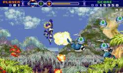 Gunstar Super Heroes screenshot 1/5
