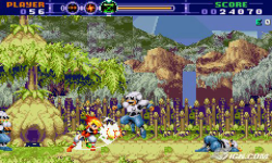 Gunstar Super Heroes screenshot 3/5