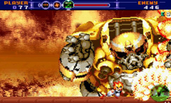 Gunstar Super Heroes screenshot 5/5