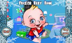 Frozen Princess Baby Room Games screenshot 1/4