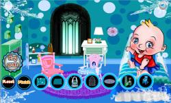 Frozen Princess Baby Room Games screenshot 4/4