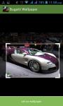 Bugatti Wallpaper screenshot 3/3