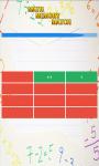 Math Memory Match screenshot 3/6