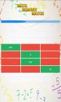Math Memory Match screenshot 4/6