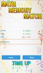 Math Memory Match screenshot 5/6