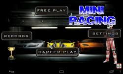 Mini Racing screenshot 1/6