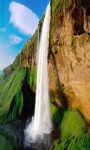 Waterfall Live Waterfall Wallpaper Games screenshot 2/2