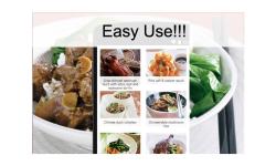 Chinese recipes food screenshot 2/3