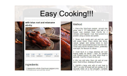 Chinese recipes food screenshot 3/3