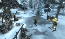 Bird Fighter Simulation 3D screenshot 2/6