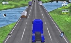 City Truck Traffic Racer screenshot 1/4