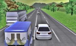 City Truck Traffic Racer screenshot 4/4