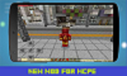 Iron Hero Mod for MCPE screenshot 1/3