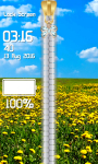 Best Dandelion Zipper Lock Screen screenshot 5/6
