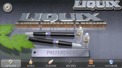LIQUIX Liquidrechner and Manager active screenshot 4/6