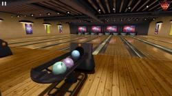 Galaxy Bowling 3D transparent screenshot 1/6