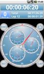 Analog Interval Stopwatch screenshot 1/5