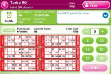 Mecca Bingo screenshot 3/5