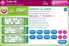 Mecca Bingo screenshot 4/5
