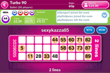 Mecca Bingo screenshot 5/5