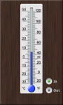 Thermometer app screenshot 2/6
