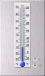 Thermometer app screenshot 3/6