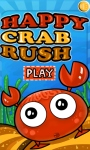 Happy Crab Rush screenshot 1/2