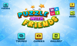 Puzzle with Friends screenshot 1/5