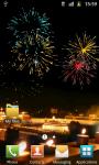 Diwali Crackers Live Wallpaper screenshot 1/4