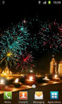 Diwali Crackers Live Wallpaper screenshot 2/4