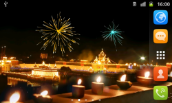 Diwali Crackers Live Wallpaper screenshot 4/4