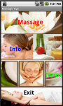 Massage Tips screenshot 2/2